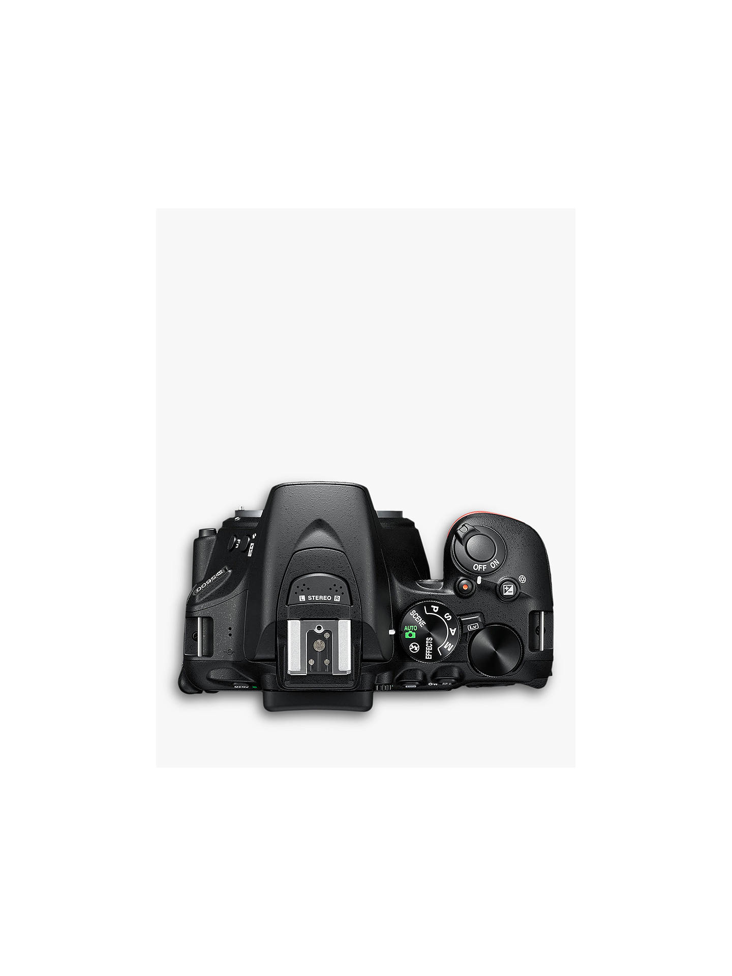 Nikon D5600 Digital SLR Camera with 18-55mm VR Lens, HD 1080p, 24 2MP,  Wi-Fi, Optical Viewfinder, 3 2