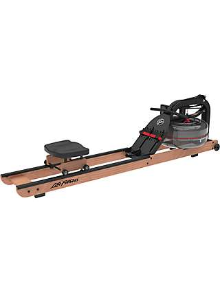 "Life Fitness Row HXâ""¢ Trainer Rowing Machine, Grey"