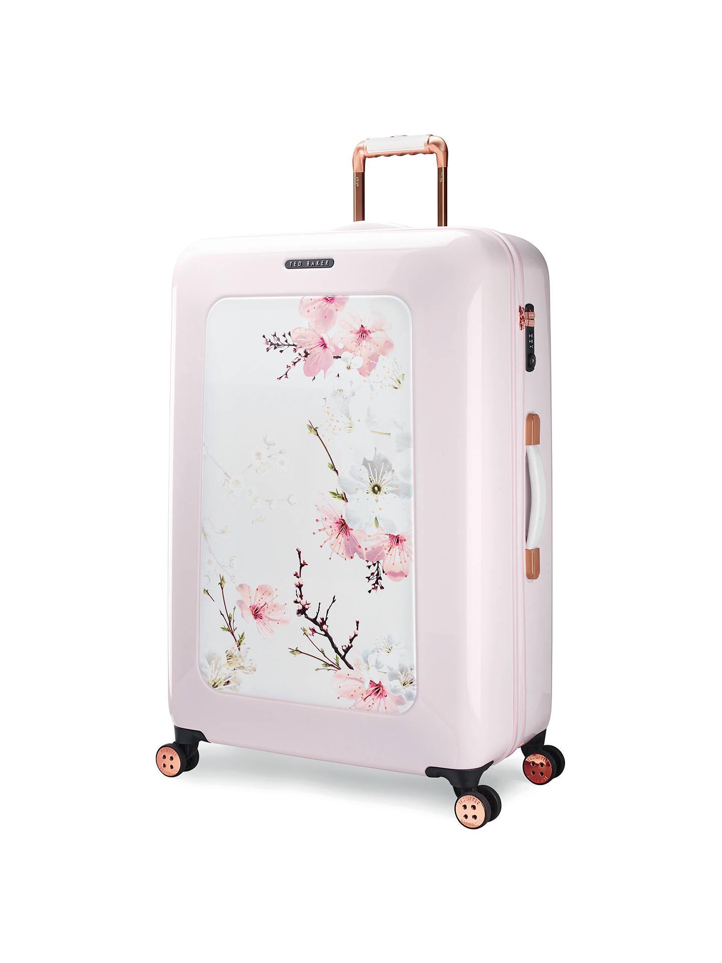 01ec2e0a471a Buy Ted Baker Oriental Blossom 79cm 4-Wheel Suitcase