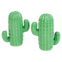 Buy Sunnylife Cactus Salt & Pepper Shakers Online at johnlewis.com