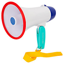 Buy Sunnylife Lifesaver Megaphone Online at johnlewis.com