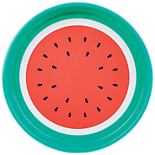 Buy Sunnylife Watermelon Round Tray Online at johnlewis.com