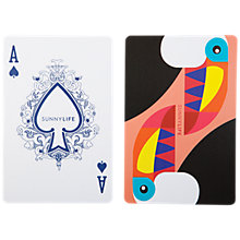 Buy Sunnylife Toucan Giant Playing Cards Online at johnlewis.com