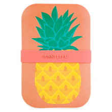 Buy Sunnylife Pineapple Eco Lunch Box Online at johnlewis.com