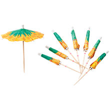 Buy Sunnylife Pineapple Cocktail Umbrellas, Pack of 24 Online at johnlewis.com
