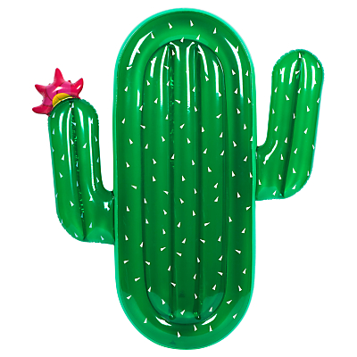 Sunnylife Luxe Lie On Float Inflatable Cactus