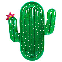 Buy Sunnylife Luxe Lie-On Float Inflatable Cactus Online at johnlewis.com