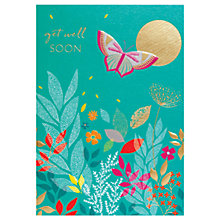 Buy Sara Miller Get Well Soon Greeting Card Online at johnlewis.com
