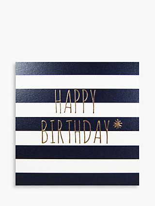 Bellybutton Bubble Happy Birthday Greeting Card