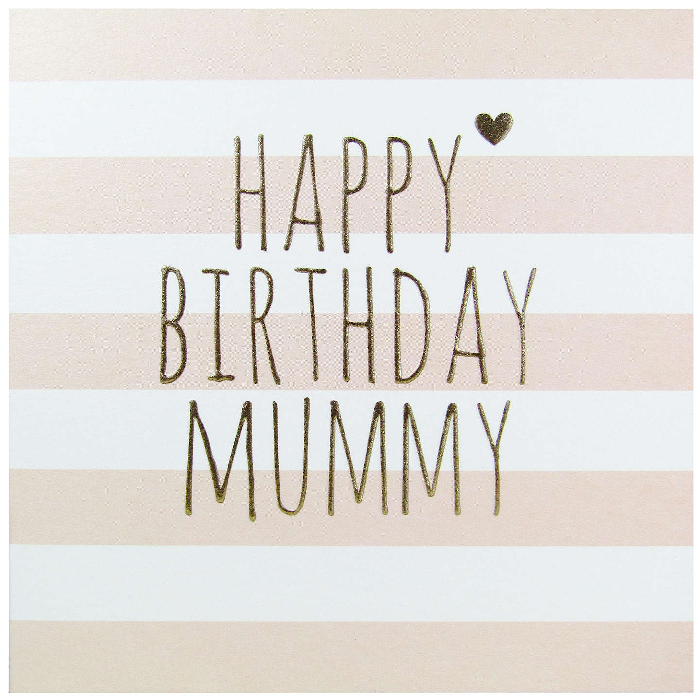 Bellybutton Bubble Happy Birthday Mummy Greeting Card At John Lewis