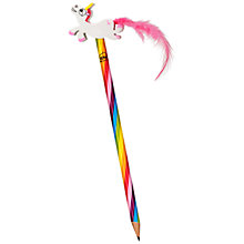 Buy NPW Unicorn Pencil Topper Online at johnlewis.com