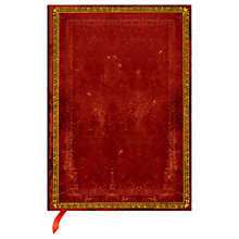 Buy Paperblanks Old Leather Classic Midi Notebook Online at johnlewis.com