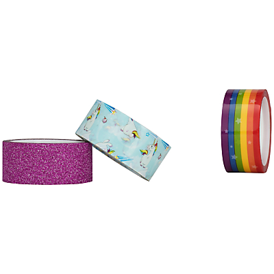 Product photo of Npw unicorn tape set of 3
