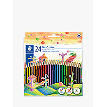 Buy Staedtler Noris Colouring Pencils, Pack of 24 Online at johnlewis.com