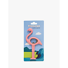 Buy Final Touch Flamingo Bottle Opener Online at johnlewis.com