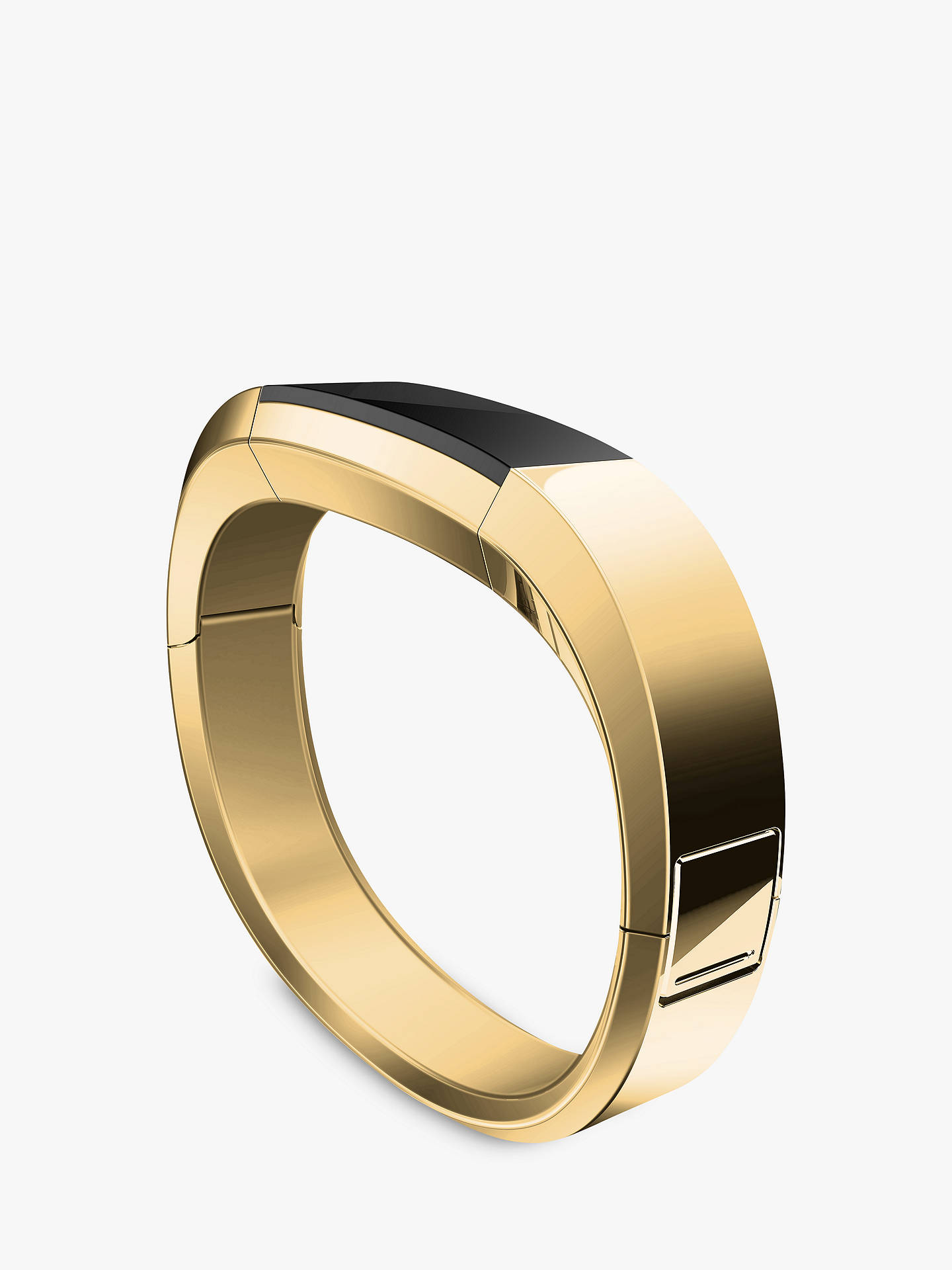 Fitbit Alta Metal Bracelet Wristband, Stainless Steel, Gold