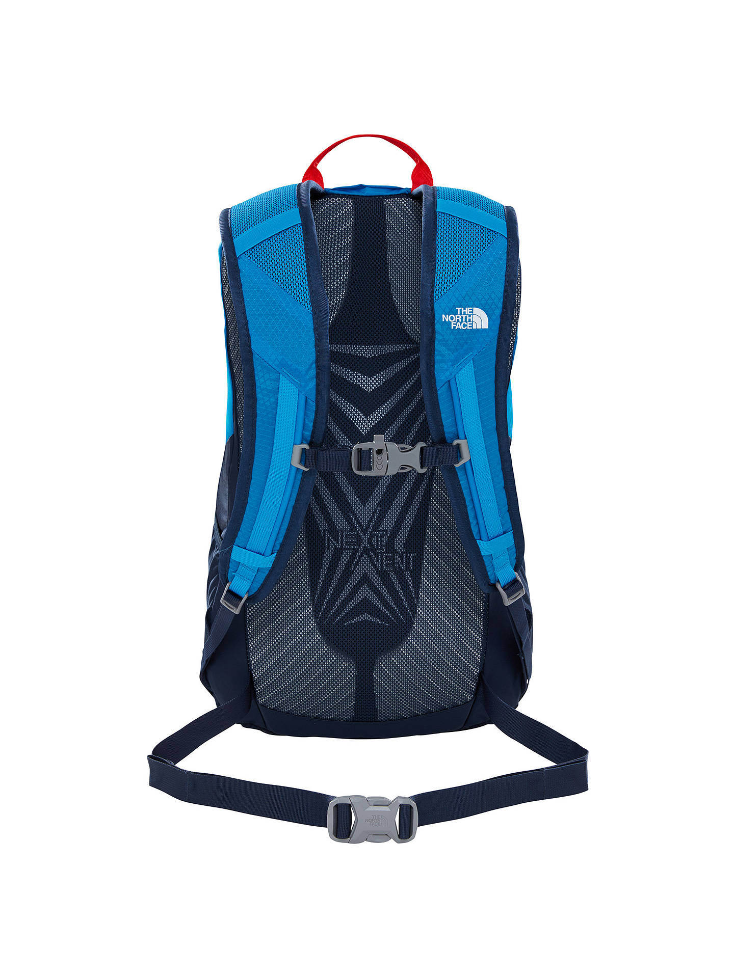 356ce4976 The North Face Kuhtai 18 Backpack, Blue at John Lewis & Partners