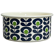 Buy Orla Kiely Spot Flower Large Hanging Plant Pot, Multi Online at johnlewis.com