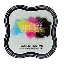 Buy Docrafts Artiste Pigment Ink Pad Online at johnlewis.com