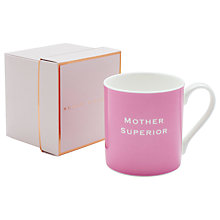 Buy Susan O'hanlon 'Mother Superior' Mug Online at johnlewis.com