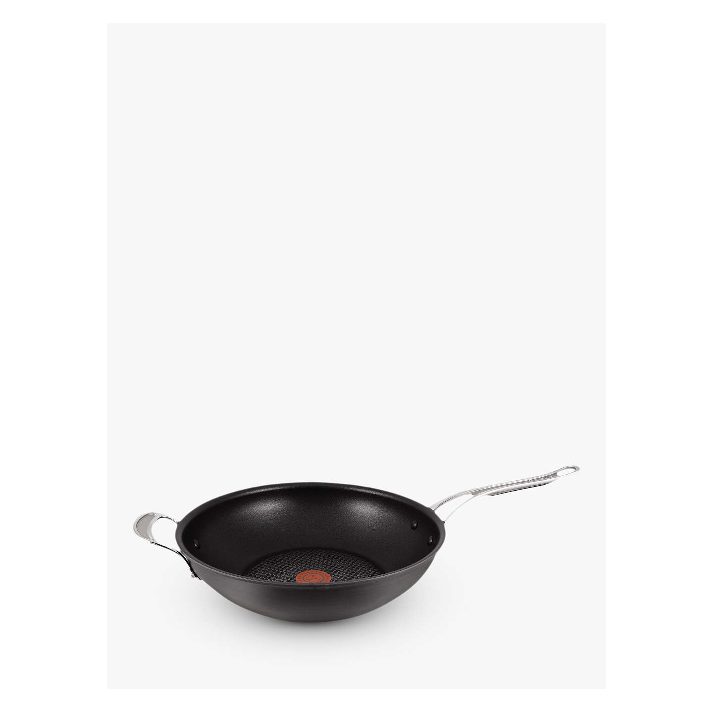 BuyJamie Oliver by Tefal Hard Anodised 30cm Wok Online at johnlewis.com