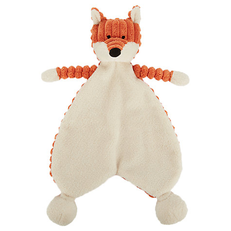 Buy Jellycat Cordy Roy Baby Fox Soother Soft Toy One Size