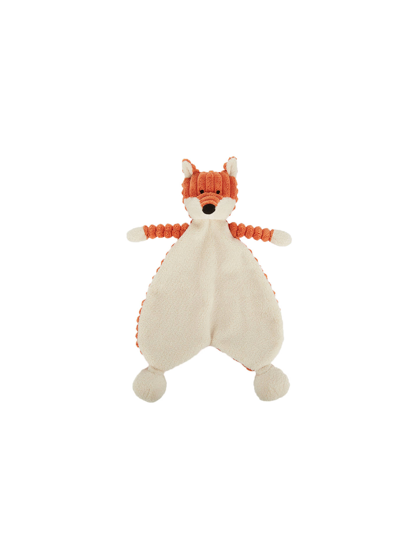 806fab56a Buy Jellycat Cordy Roy Baby Fox Soother Soft Toy Online at johnlewis.com