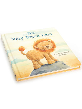 Buy The Very Brave Lion Children's Board Book Online at johnlewis.com