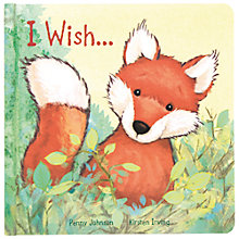 Buy I Wish Children's Board Book Online at johnlewis.com