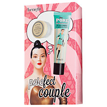 Buy Benefit POREfect Couple Set Online at johnlewis.com