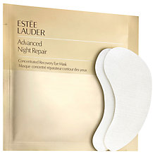 Buy Estée Lauder Advanced Night Repair Concentrated Recovery Eye Mask, x 1 Online at johnlewis.com