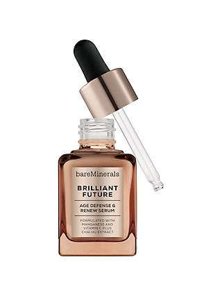 bareMinerals Brilliant Future™ Age Defense & Renew Serum, 30ml