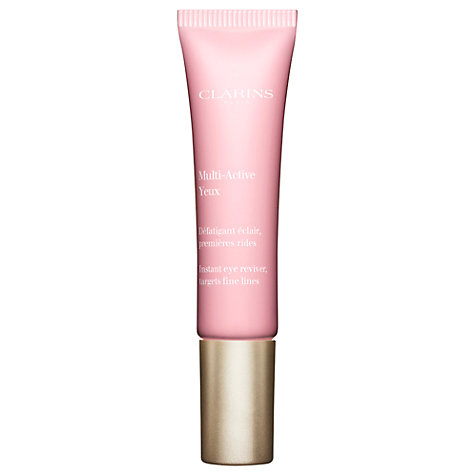 Buy Clarins Multi-Active Eye Cream, 15ml Online at johnlewis.com