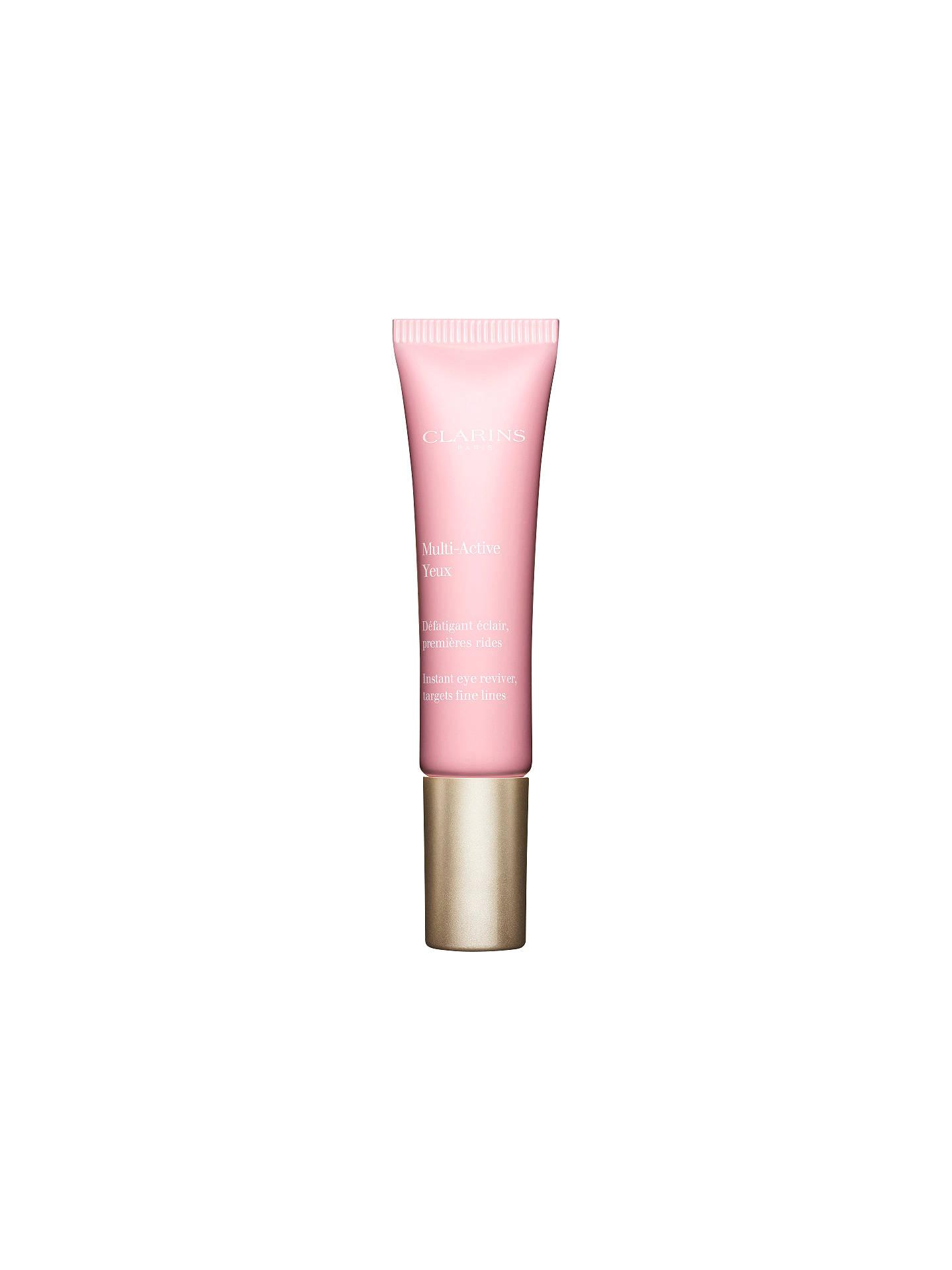 clarins eye cream review