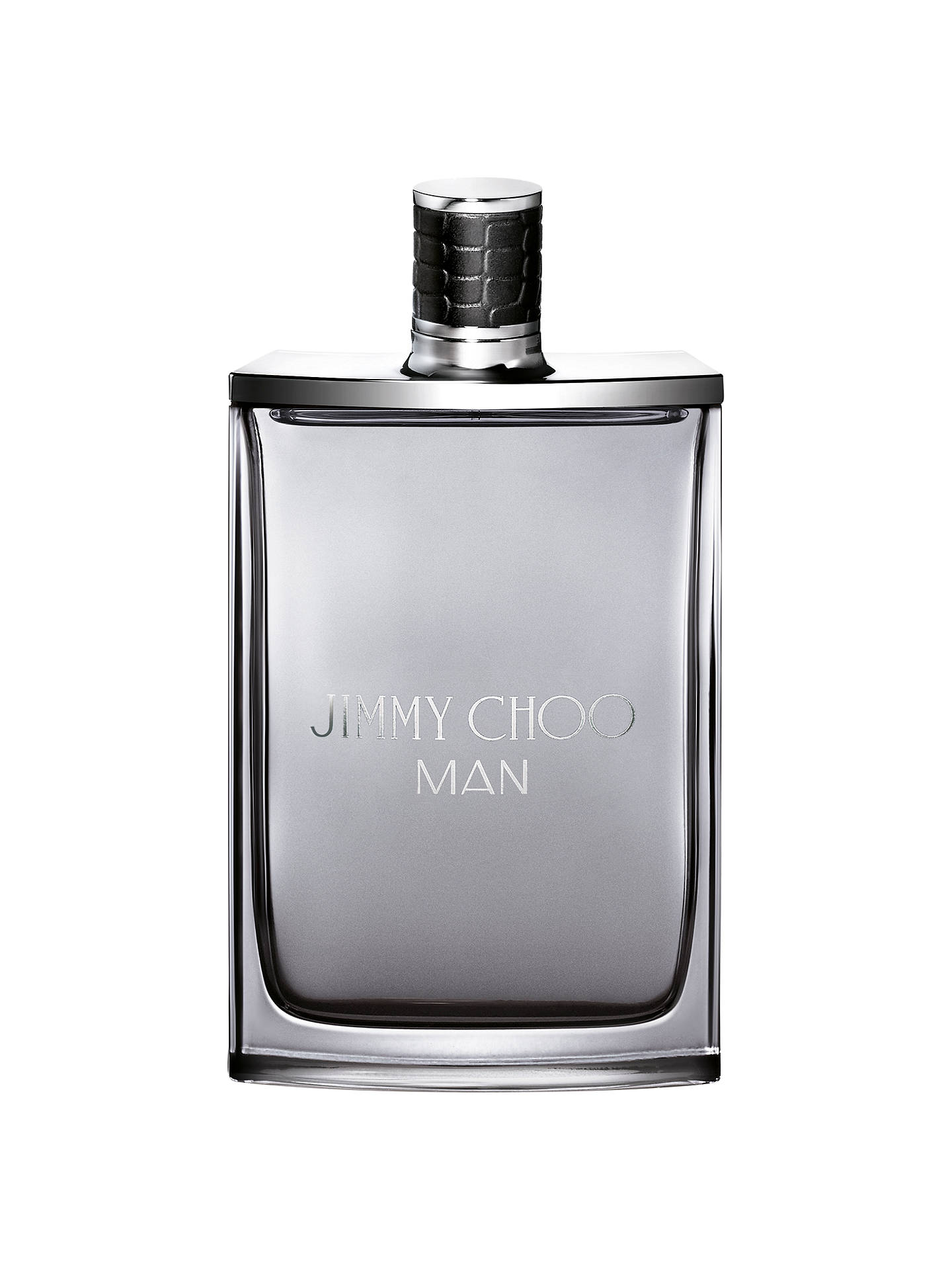 Buy Jimmy Choo MAN Eau de Toilette, 200ml Online at johnlewis.com