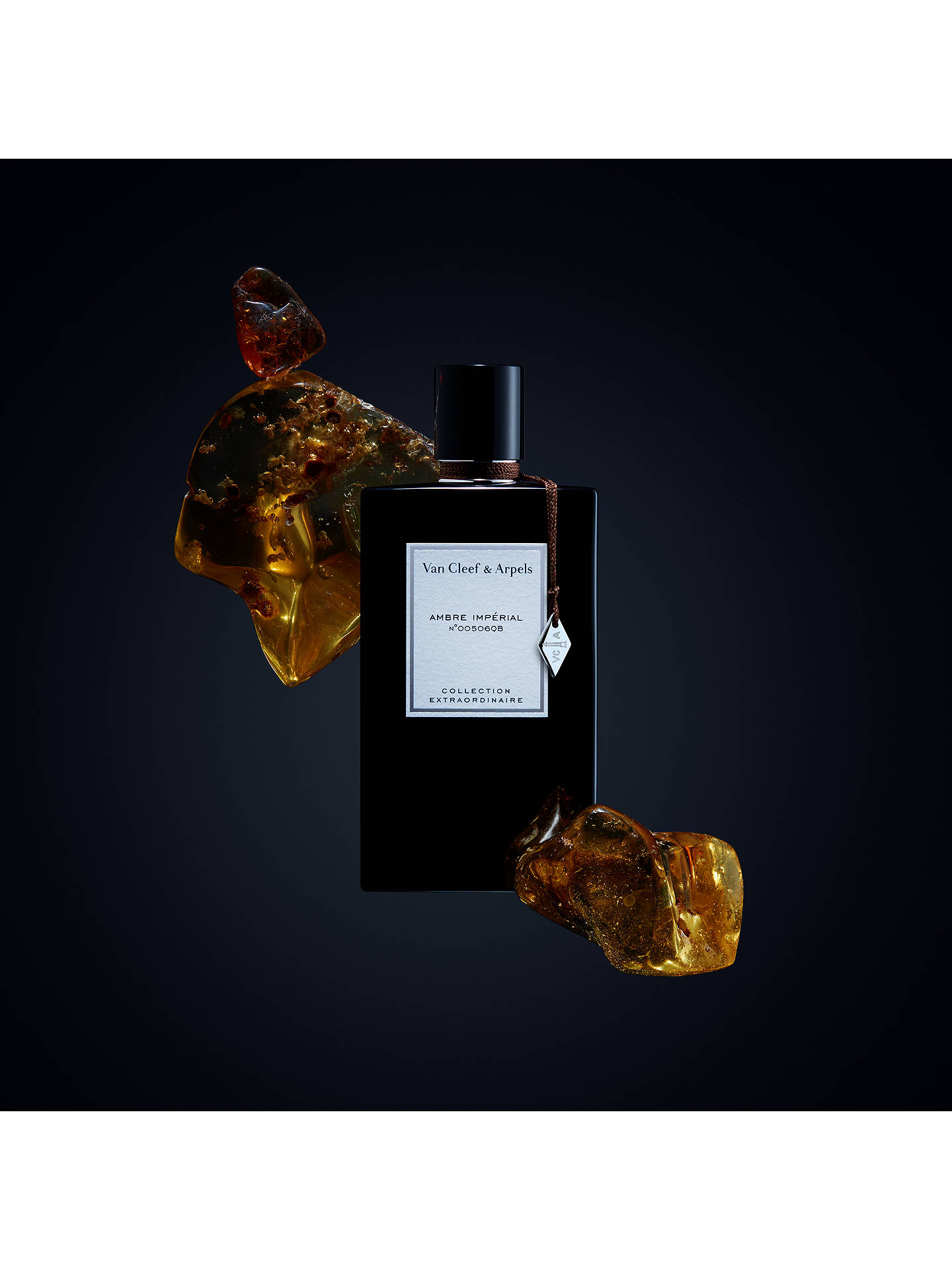 Buy Van Cleef & Arpels Collection Extraordinaire Ambre Impérial Eau de Parfum, 75ml Online at johnlewis.com