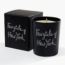 Buy Bella Freud Fairytale Of New York Candle, 190g Online at johnlewis.com