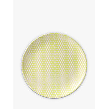 Buy Royal Doulton Pastels Melamine Round Serving Platter, Green, Dia.32.5cm Online at johnlewis.com