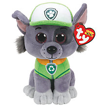 Buy Ty Rocky 15cm Beanie Soft Toy Online at johnlewis.com