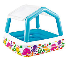 Buy Sunshade Paddling Pool Online at johnlewis.com