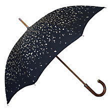 Buy Mr Stanford Singapore Umbrella, Navy Online at johnlewis.com