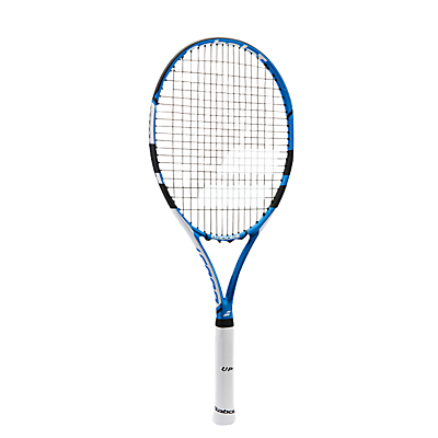 Babolat Boost Drive Adult Graphite Tennis Racket, Blue/White