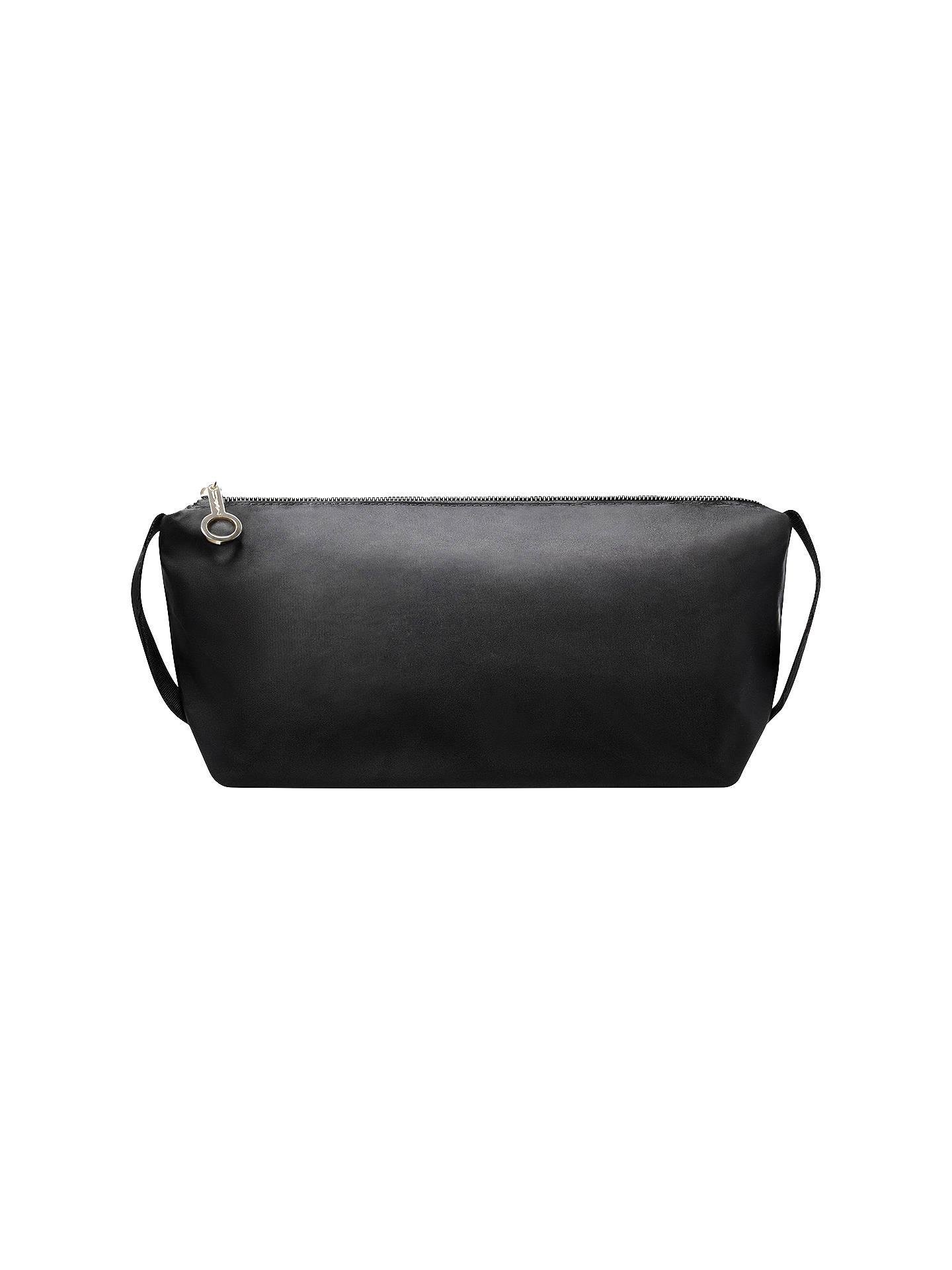 daaeb2a9ed Buy MAC Soft Sac Large Wash Bag, Black Online at johnlewis.com ...