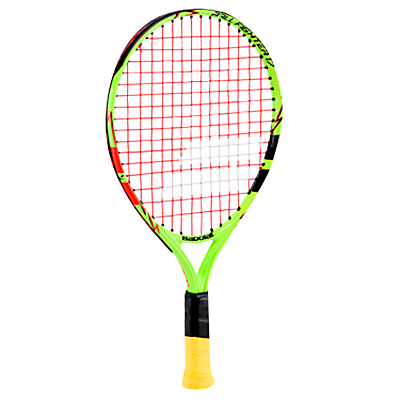 Babolat Ballfighter 17 Junior 3 - 5 Years Old Aluminium Tennis Racket, Green/Black