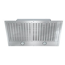 Buy Miele DA2570 Built-In Cooker Hood, Stainless Steel Online at johnlewis.com