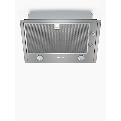 Miele DA2450 Built-In Cooker Hood, Stainless Steel