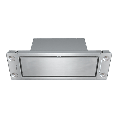 Miele DA2690 Built-In Cooker Hood, Stainless Steel