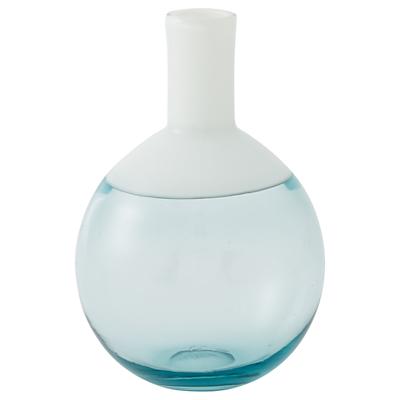 west elm Vluxe Glass Bud Vase