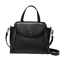 Buy kate spade new york Cobble Hill Small Adrien Leather Satchel Online at johnlewis.com