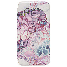 Buy Ted Baker Brontay Illuminated Bloom iPhone 6 Case, Purple Online at johnlewis.com